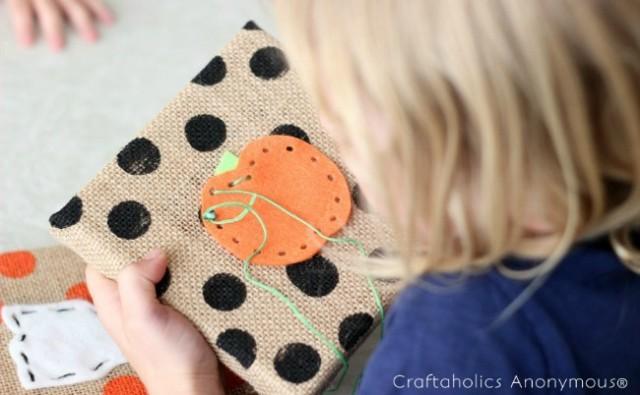 Kids Sewing Craft CA