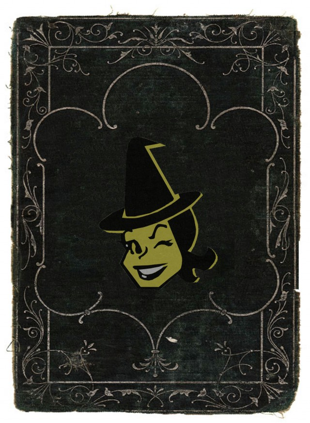 printable halloween spellbook