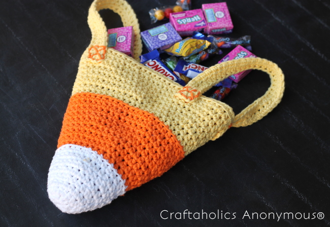 crochet halloween craft