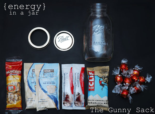 Energy in a Jar Gunny Sack