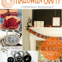 Five Last Minute Halloween Crafts