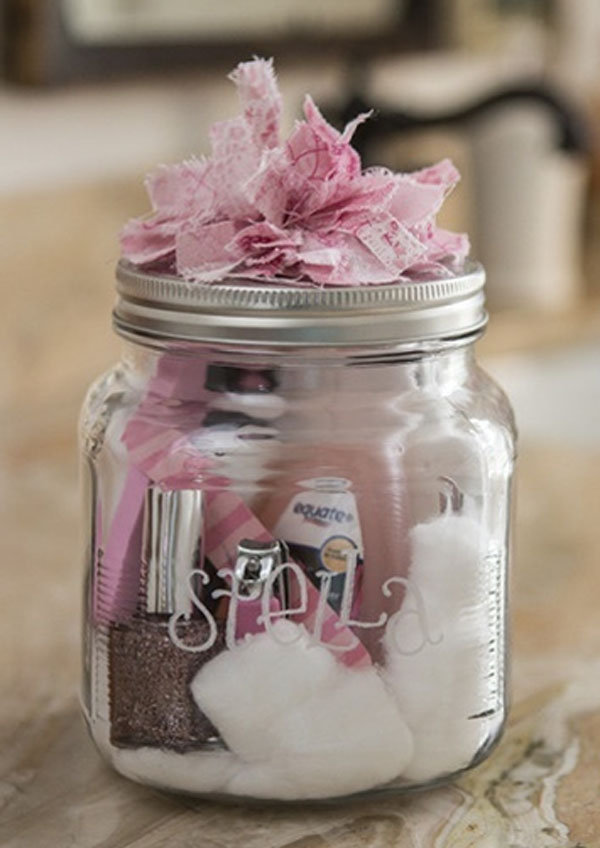 Manicure in a Jar Emma Courtney