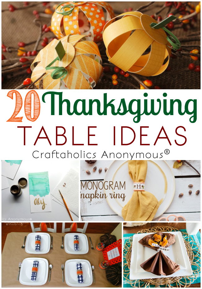 20 Creative Tablescape Ideas for the Perfect Thanksgiving Table