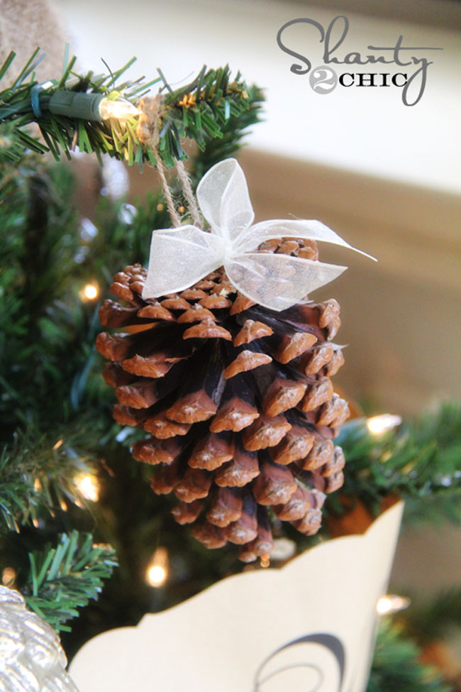 Craftaholics Anonymous 174 25 Pine Cone Crafts