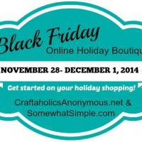 Black Friday Holiday Boutique 2014