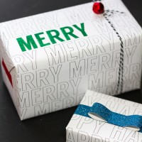 Free Holiday Gift Wrapping - Gifts