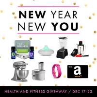 New You Giveaway