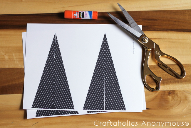 easy Christmas craft | Craftaholics Anonymous®