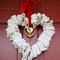 Valentine's Wreath on a Budget 10