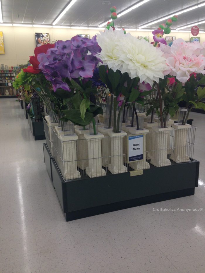Alfa img - Showing > Hobby Lobby Floral Section