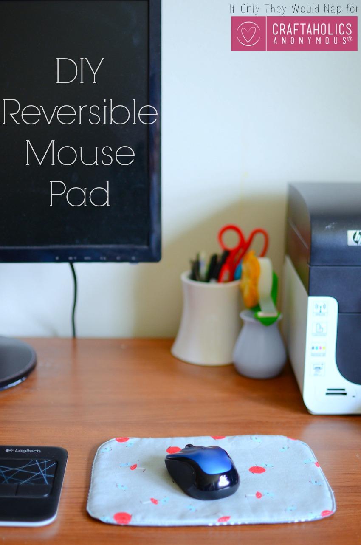 DIY Mouse Pad