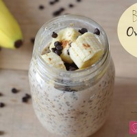 Banana Overnight Oats