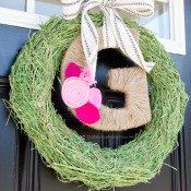 monogram-spring-wreath