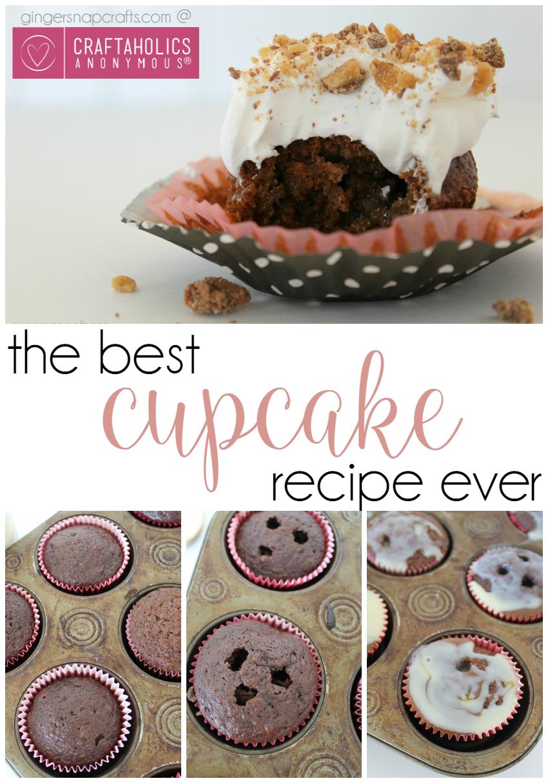 yummy poke cake cupcake recipe