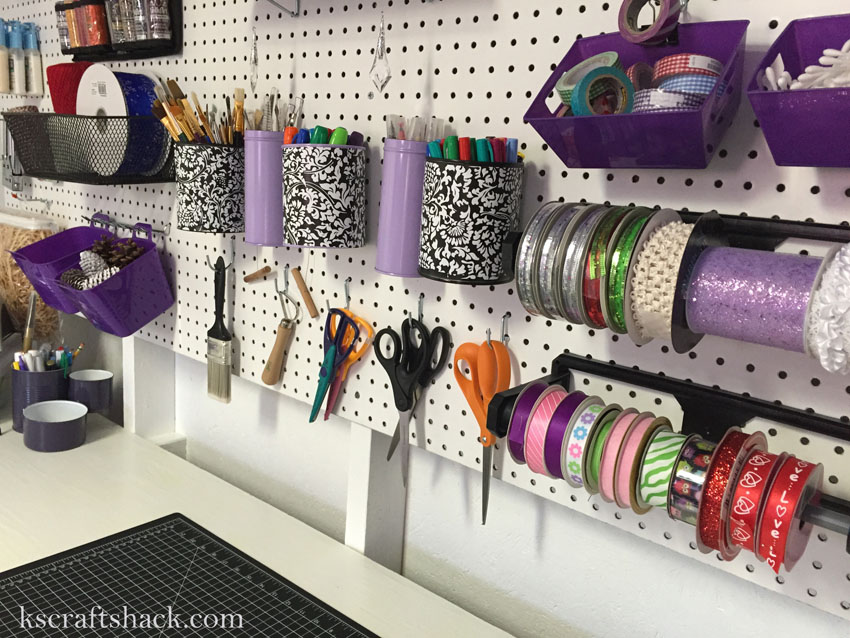 Craftaholics Anonymous 174 Craft Shed Tour Kelli From The