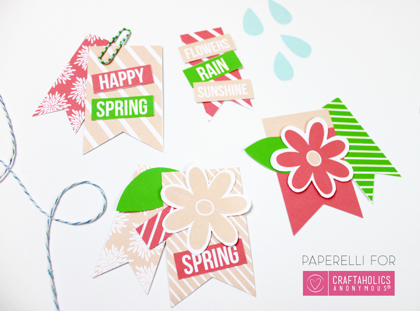 DIY Spring Printables by Paperelli for Craftaholics Anonymous