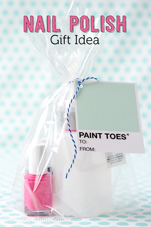 polka dot chair paint toes