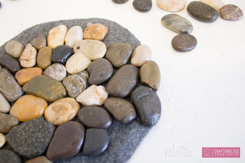 DIY River Rock Trivets-6