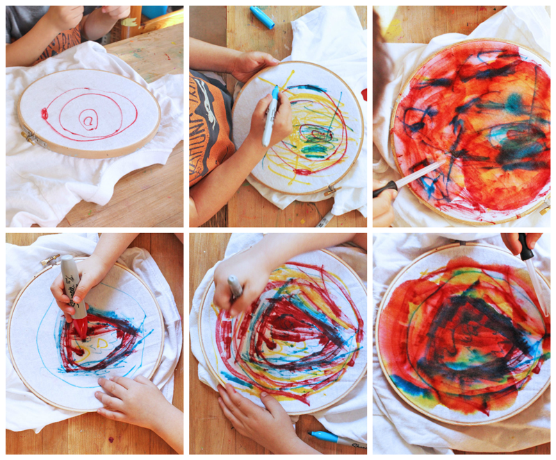 Can You Tie Dye A Shirt With Food Colouring