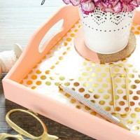Bright-Gold-Foil-Tray-using-DecoArt-Chalky-Finish-Paint-and-Decou-Page-Paper
