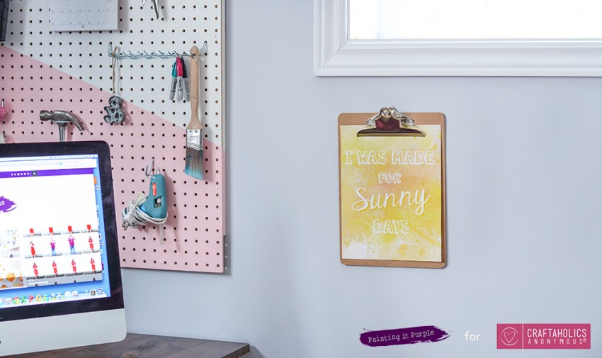 Sunny Days Printable | Craftaholics Anonymous®