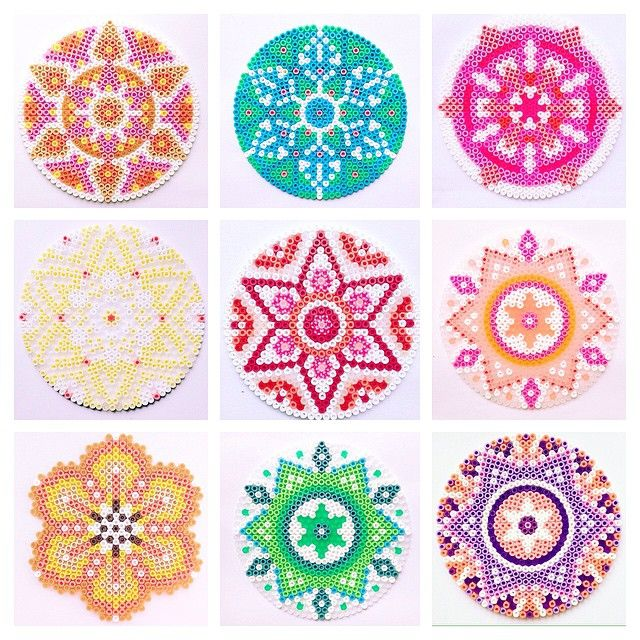 Perler Bead Flower Patterns Pattern Design Inspiration Impressive Perler Bead Flower Patterns