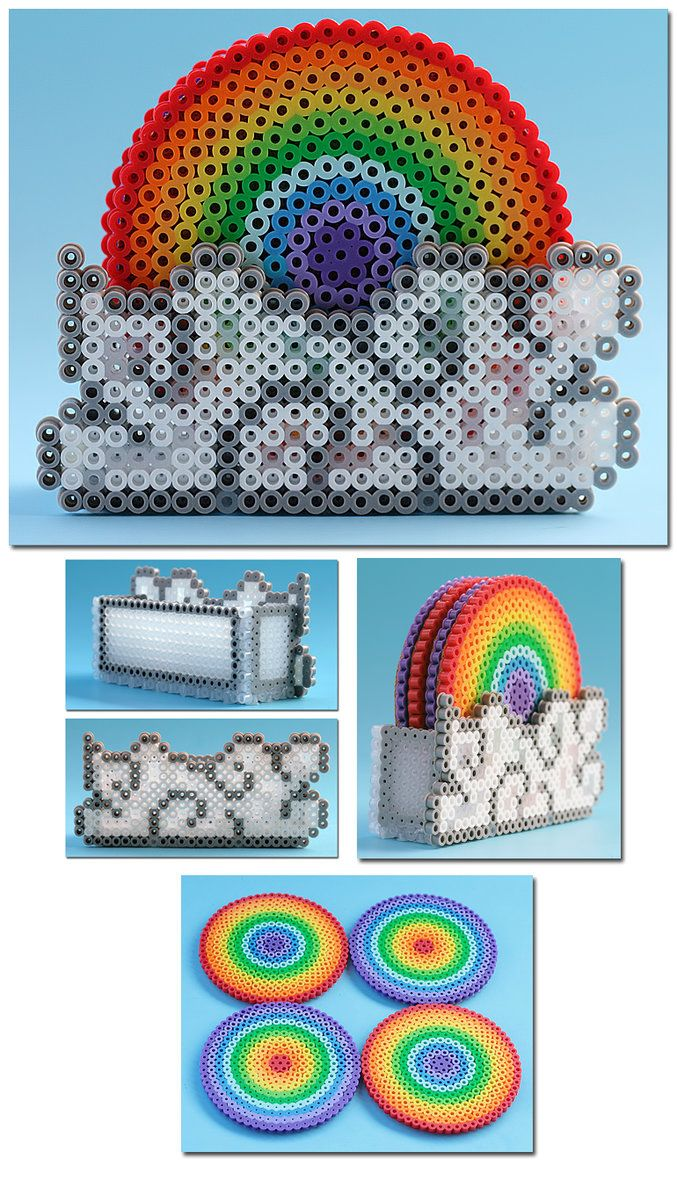 e31ac7f0012fd Perler Bead Placemats from Meaningful Mama. 34