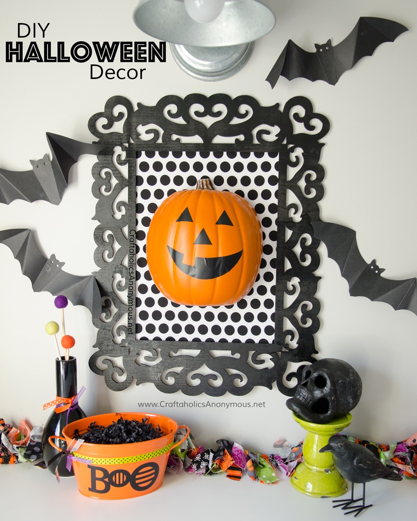 Jack-O-Lantern-DIY-Halloween-Decor