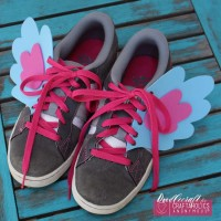 Pony Shoe Wings