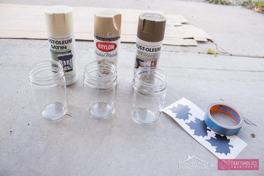 Mason Jar Craft Tutorial