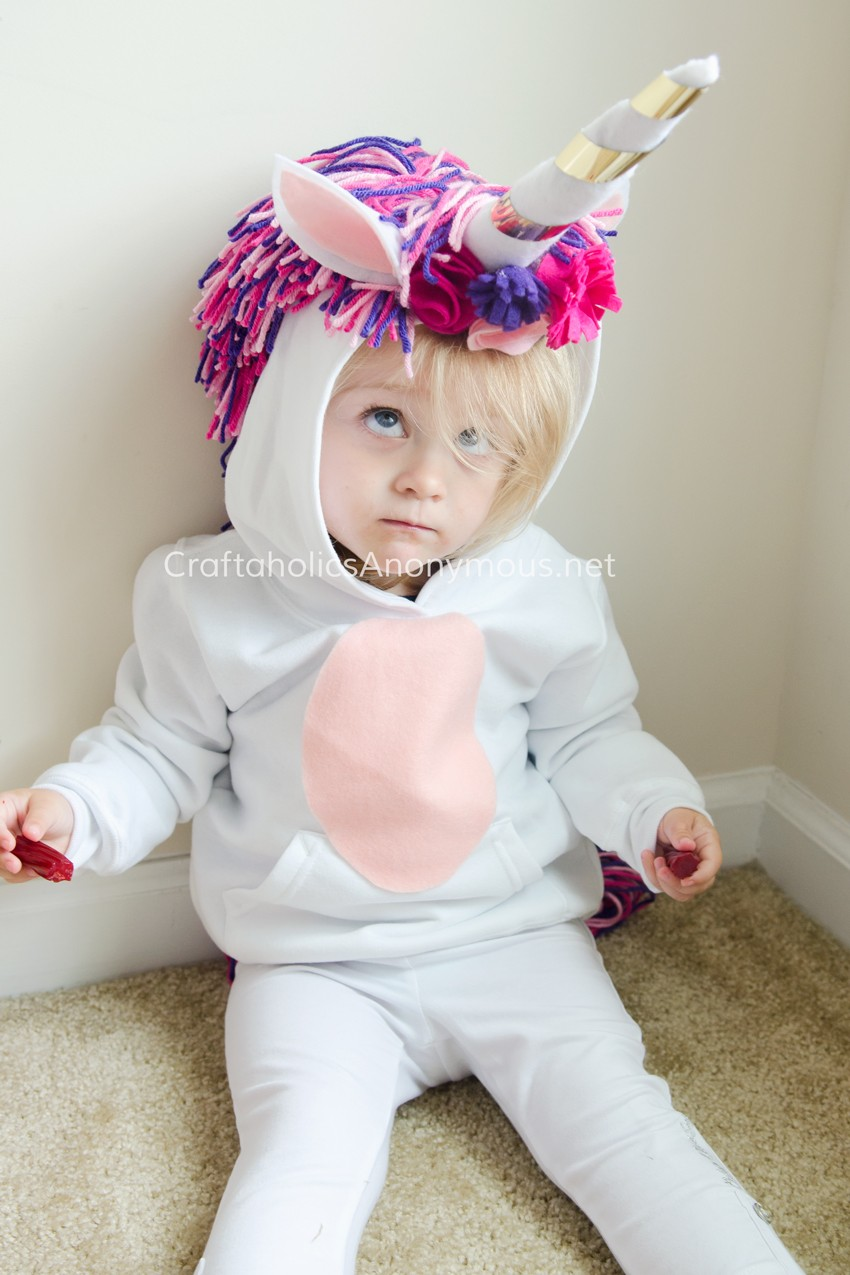 Kids Unicorn Costume for Halloween