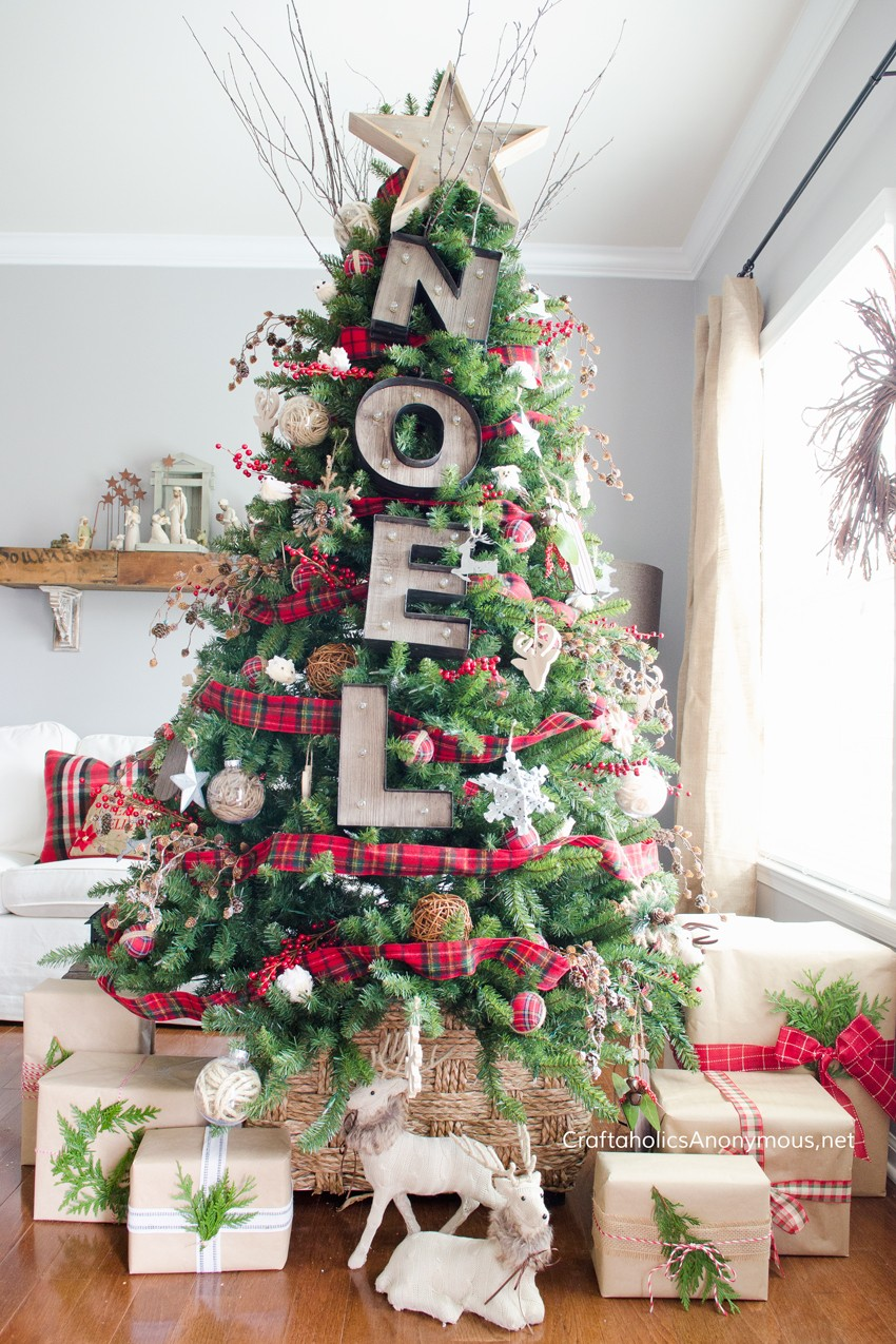Noel-Marquee-sign-christmas-tree
