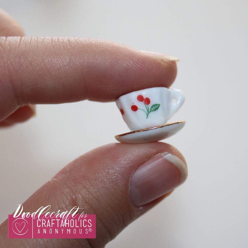 teacup tea set teapot jewelry easy diy heirloom ring necklace handmade gift (3)