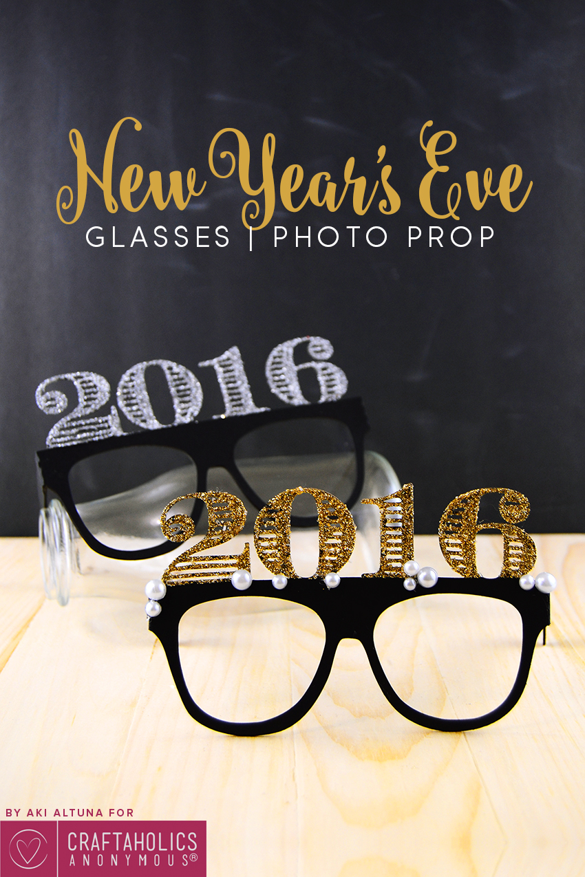 2016 new years eve photo prop