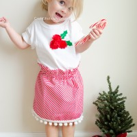 DIY-Christmas-outfit-for-girls