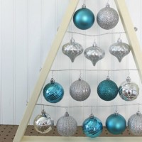 DIY Ornament Display Tree Tutorial