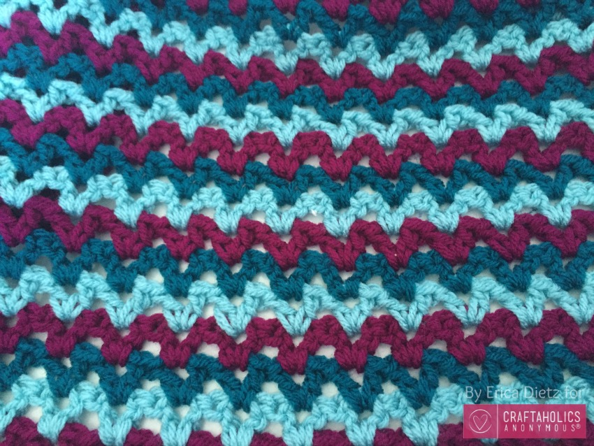 free crochet baby blanket