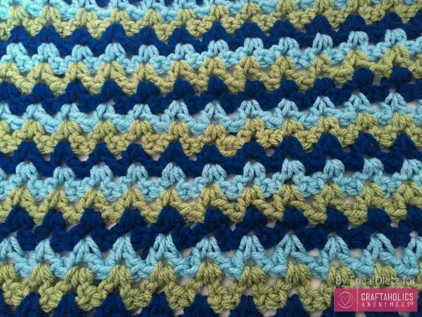 easy v-stitch tutorial
