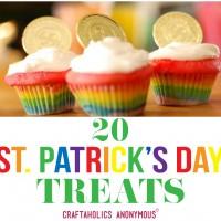 20 St. Patrick's Day Treats
