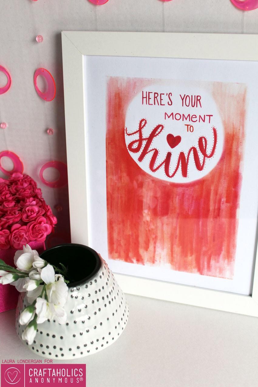 Art-Print-Here's-Your-Moment-to-Shine-white-vase-CA