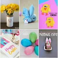 25 Last Minute Easter Crafts Featured