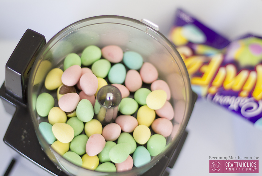 Cadbury mini eggs recipe