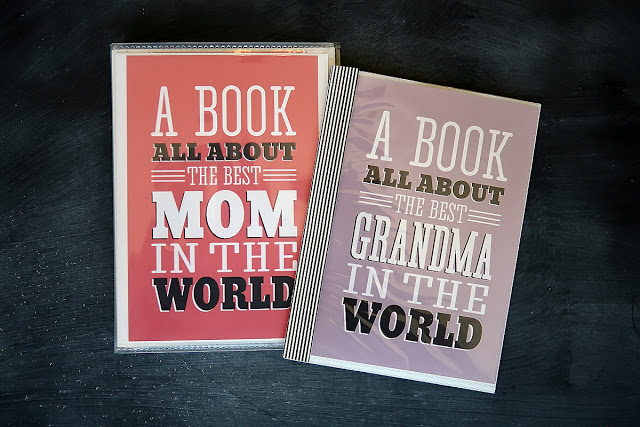 mom book mother's day gift