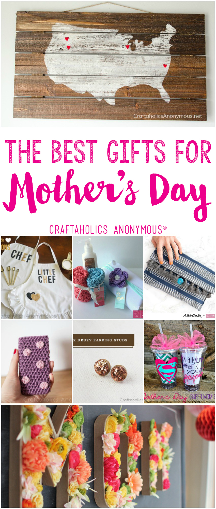 Craftaholics Anonymous The Best Handmade Mother 39 S Day