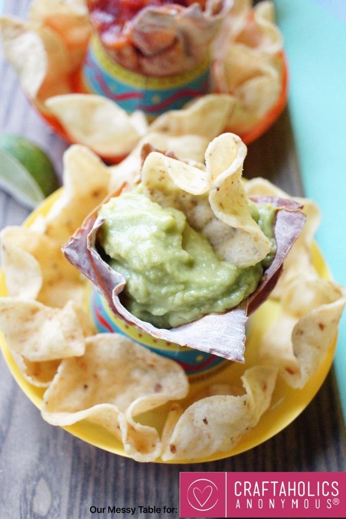 mini sombrero dipper for mexican fiesta