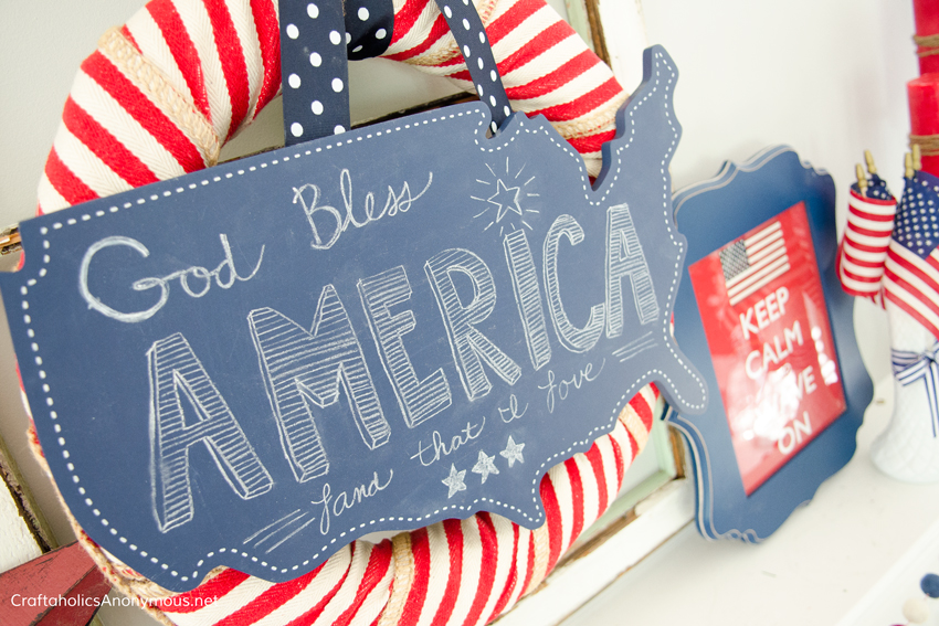 DIY USA Decor