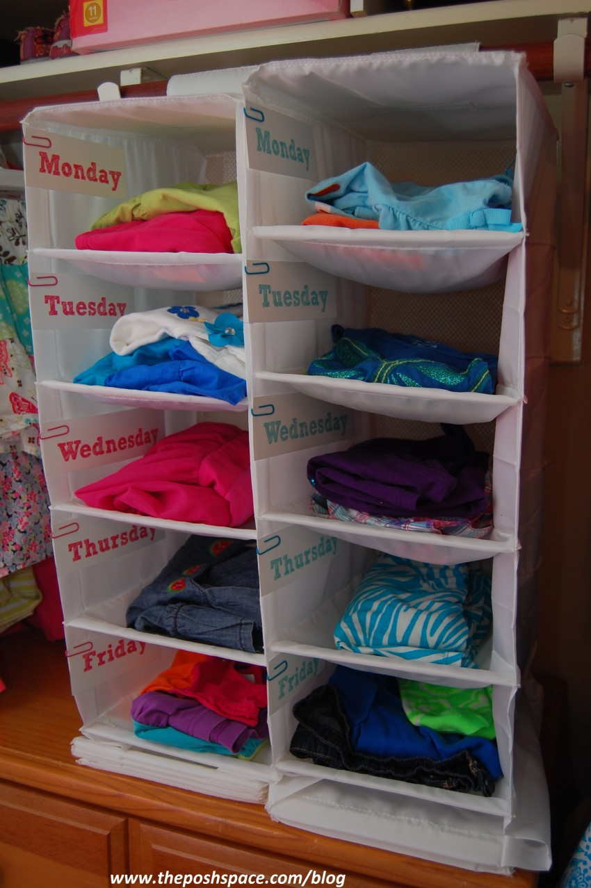 Back to School Organization 1