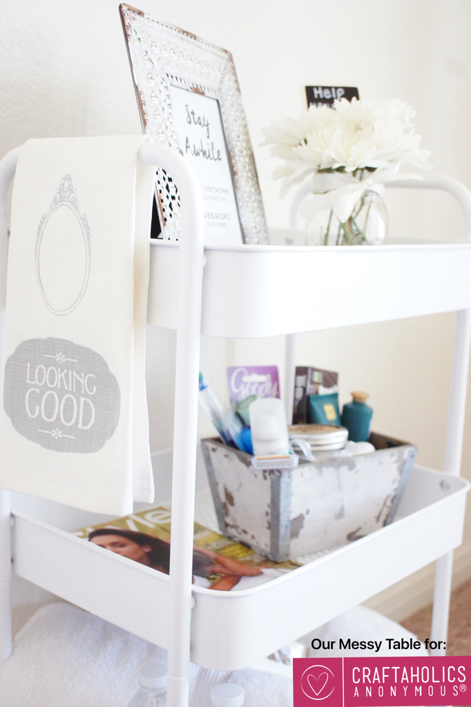 Guest Hospitality Cart