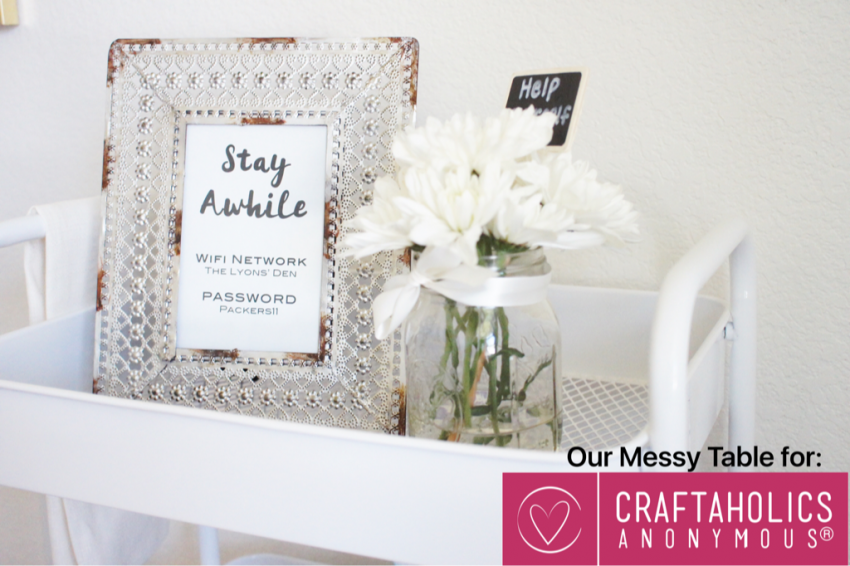 tips for having guests