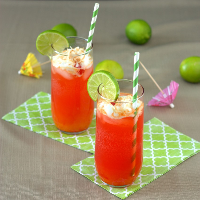 Refreshing Summer Drinks 28